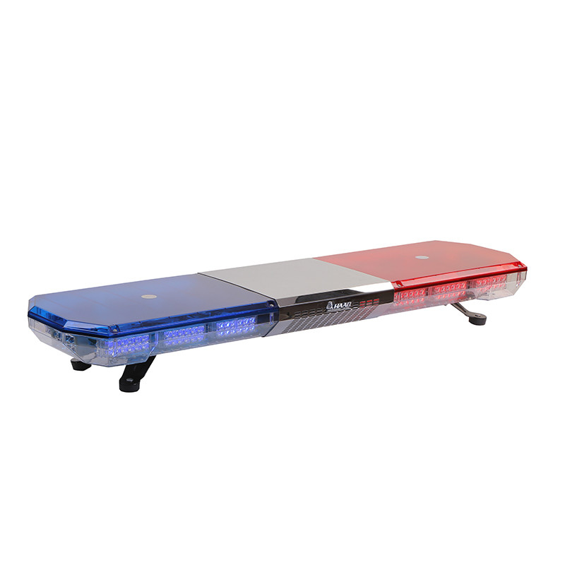 Blue And Red Vehicle Led Light Bar For Truck / Police Car / Ambulance / Firefighter